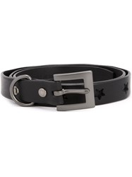 Hl Heddie Lovu 'Star' Belt Black