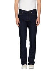 Givenchy Denim Denim Trousers Men Dark Blue
