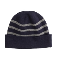 J.Crew Lambswool Stripe Hat