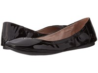 Vince Camuto Ellen Blackpatent Women's Flat Shoes