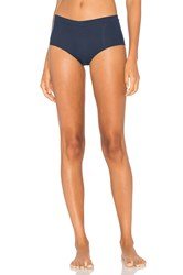 Only Hearts Club Feather Weight Rib Hipster Navy