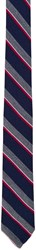 Thom Browne Multicolor Wool And Silk Classic Tie