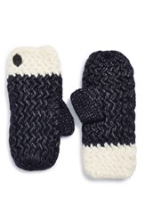 Women's Vince Camuto Chunky Knit Mittens