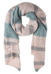 Ichi Belise Scarf Abyss Blue Grey
