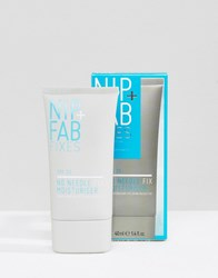 Nip Fab No Needle Fix Moisturiser Spf 20 40Ml No Needle Fix Clear