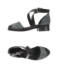 Surface To Air Footwear Sandals Women Black