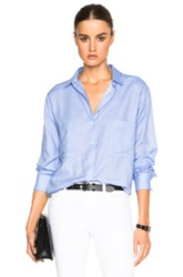 Iro Andrea Top In Blue