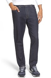 Fidelity Men's Denim 'Jimmy' Slim Straight Leg Jeans Sunday Blue