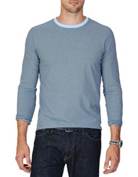 Nautica Classic Fit Long Sleeve Tee Noon Blue