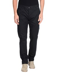 Galliano Trousers Casual Trousers Men Steel Grey