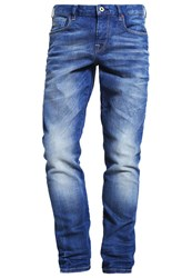 Scotch And Soda Catch 22 Moody Marble Slim Fit Jeans Denim Blue