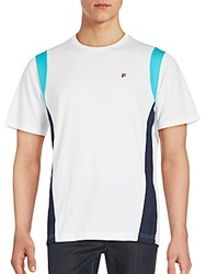 Fila Short Sleeve T Shirt White