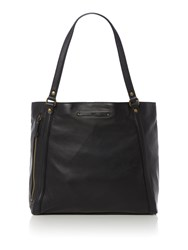 Ugg Jenna Black Medium Tote Bag Black
