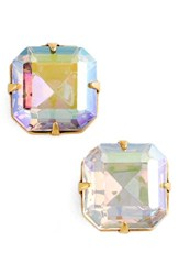 Loren Hope Women's 'Sophia' Stud Earrings Iridescent