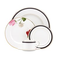 Kate Spade Rose Park 5 Piece Place Setting