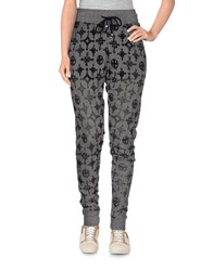 Religion Trousers Casual Trousers Women Grey