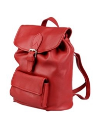 Doucal's Backpacks And Fanny Packs Red