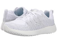 Skechers Energy Burst White Women's Lace Up Casual Shoes
