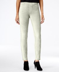 Styleandco. Style Co. Corduroy Leggings Only At Macy's Warm Ivory