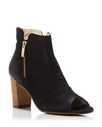 Paul Green Open Toe Booties Bellini High Heel