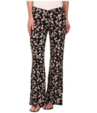 Billabong Midnight Hour Ditzy Dreams Pant Off Black Women's Casual Pants