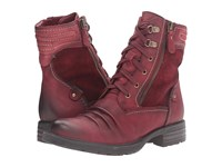 Earth Summit Wine Vintage Women's Boots Burgundy