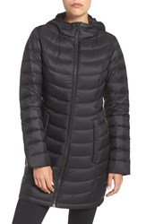 The North Face Women's 'Jenae' Hooded Down Jacket Tnf Black