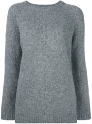 Woolrich 'Mag' Pullover Grey