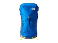 The North Face Banchee 35 Nautical Blue Energy Yellow Backpack Bags