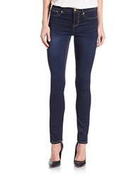 Dittos Mid Rise Legging Jeans Dark Enzyme