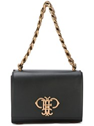 Emilio Pucci Chain Shoulder Bag Black
