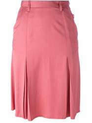 Golden Goose Deluxe Brand 'Ajla' Skirt Pink And Purple