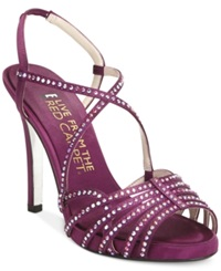 E Live From The Red Carpet Tara Evening Sandals Women's Shoes