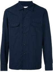 Salvatore Piccolo 'Bryan' Shirt Blue