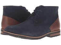 Rockport Ledge Hill 2 Chukka New Dress Blues Men's Shoes