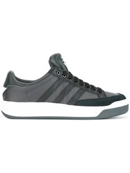 Adidas White Mountaineering Court Sneakers Grey