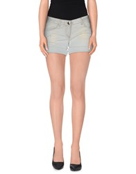 Blugirl Folies Denim Denim Shorts Women Blue