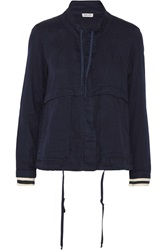 Splendid Cotton Jacket Blue
