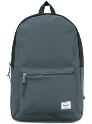 Herschel Supply Co. Zip Up Backpack Grey