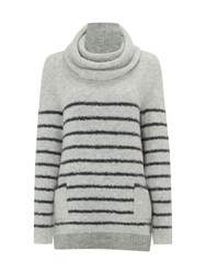 White Stuff Eskimo Stripe Jumper Cream