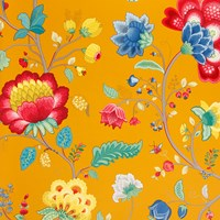 Pip Studio Floral Fantasy Wallpaper 341037 Yellow