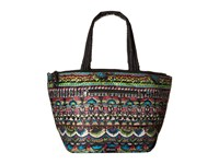Sakroots Artist Circle Kota Nylon Tote Radiant One World Tote Handbags Multi