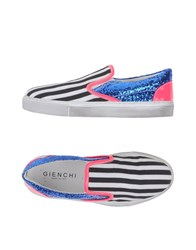 Gienchi Footwear Low Tops And Trainers Women White