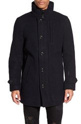 G Star Men's G Star Raw 'Garber' Wool Blend Trench Coat