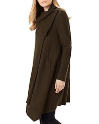 Phase Eight Bellona Duster Cardigan Olive