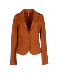Imperial Star Imperial Suits And Jackets Blazers Women Brown