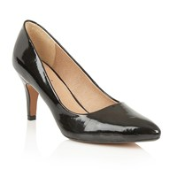 Lotus Blithe Courts Black