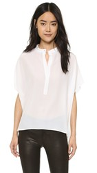 Superfine Chant Top White