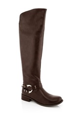 Godiva Tall Boot Brown