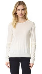 Belstaff Kiera Sweater Natural White